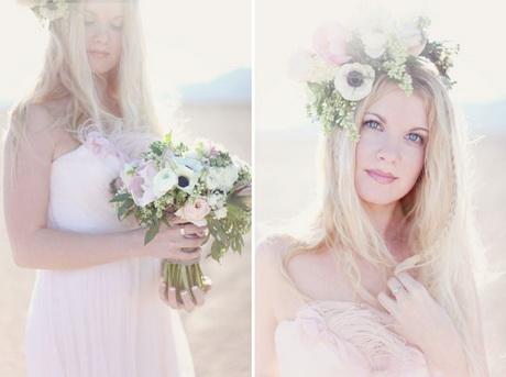 Beroemd Alternatieve bruidskleding @HO47