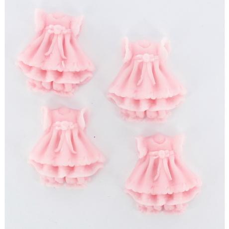 schattig glitter jurkje
