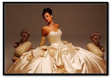 Bekend Sissi bruidsjurken &MG09