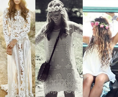 Hippie style kleding