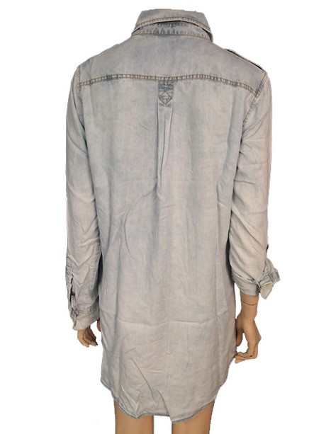 Chambray Shirt Women
