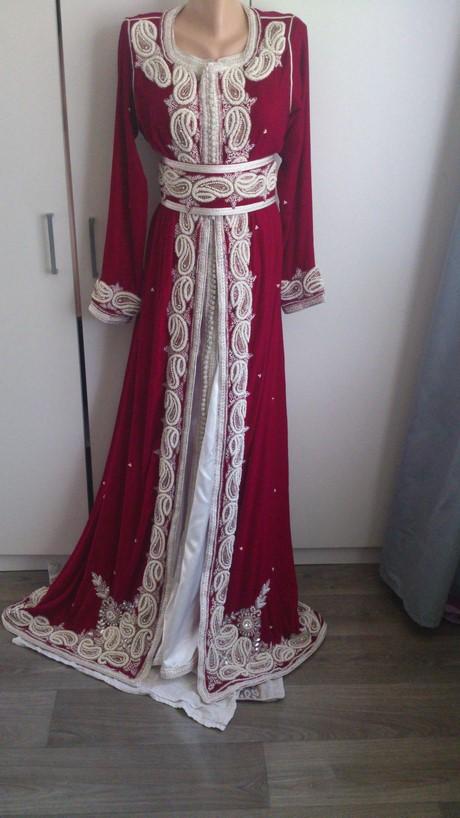 Rode Marokkaanse Jurk