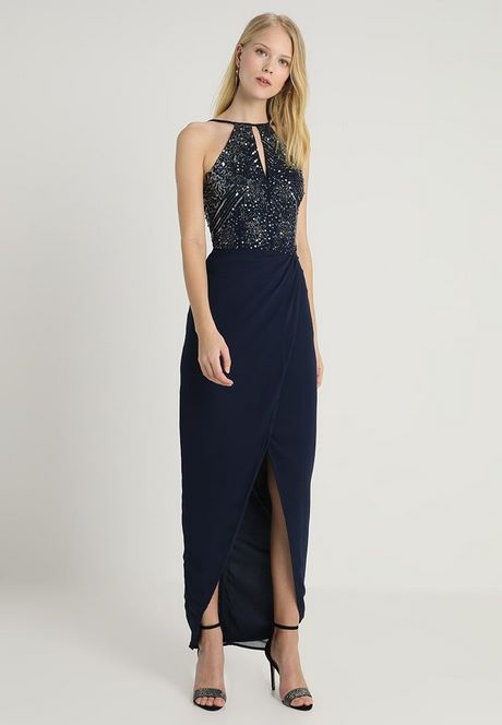 Korte jurk - night blue @ Zalando.nl 🛒 (met afbeeldingen